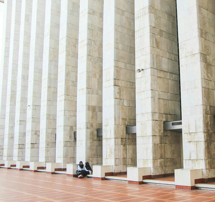 Masjid istiqlal  #minimalism #photography #indonesia