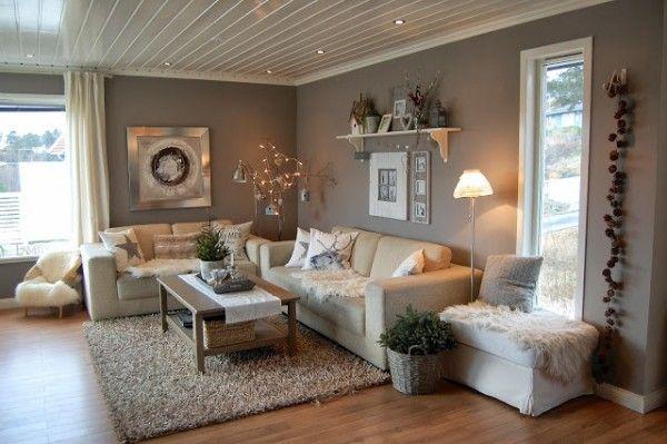 Inspirasjon: Ny stue   - Mer enn bare ord -