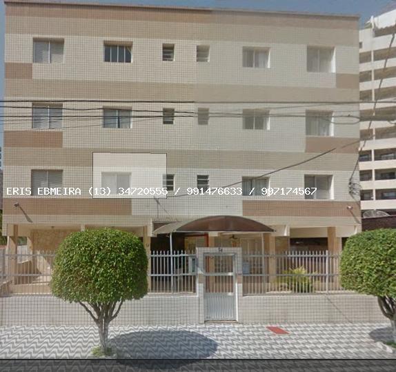 Aluguel Mensal para Locação, Praia Grande / SP, bairro Tupi, 1 dormitório