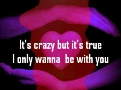 I ONLY WANT TO BE WITH YOU- Vonda Shepard (lyrics)  My favourite version of this song