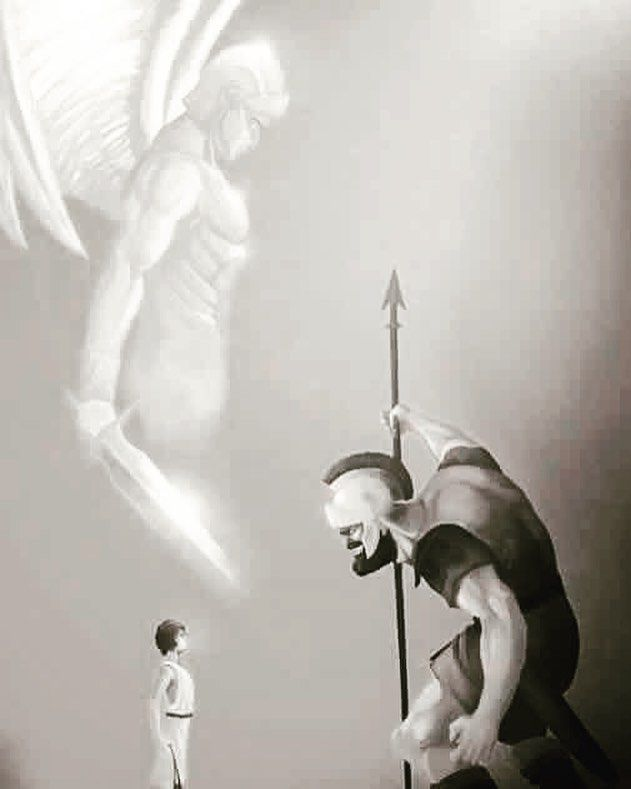 """""""If God is for us who can be against us?"""" Romans 8:31 #godsword #truth by mr_kapule"""