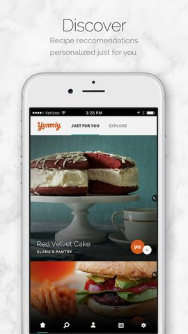 Yummly is your smart cooking sidekick, offering personalized guidance every step of the way. From recipe recommendations just for you, to handy tools and helpful videos, Yummly has everything you need to improve life in the kitchen. Experience what millions are enjoying on the web, free on your iPhone, iPad and iPod touch.  #Recipes #Food #Drinks #ios #iosapps #Appstore
