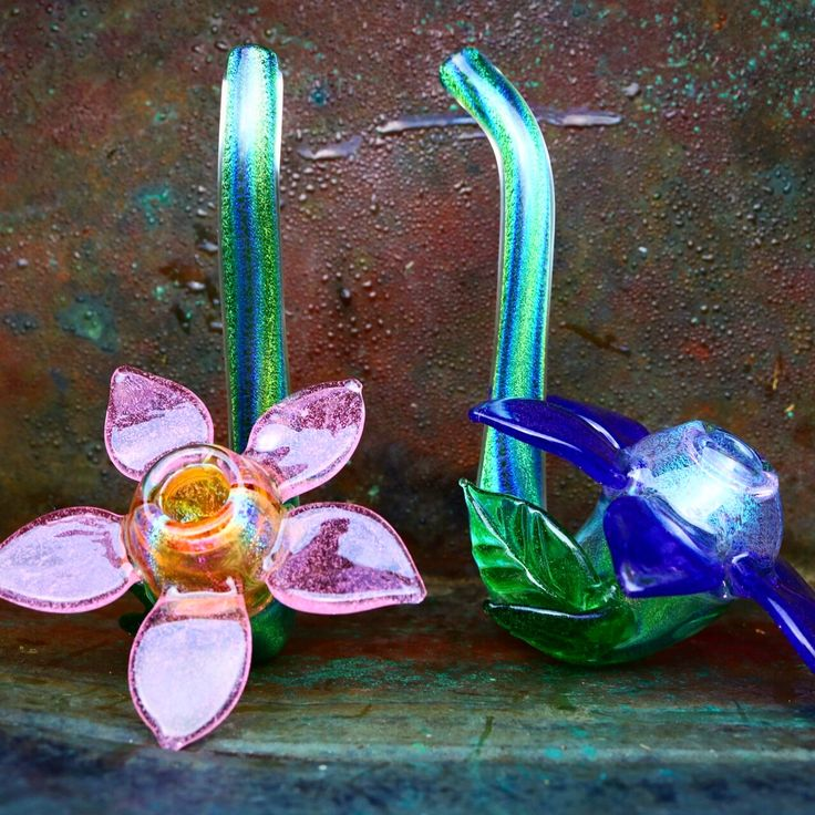 http://Papr.Club - Another cool link is lgmsports.com  Girly glass pipes. My signature flower locks! Flowers make…