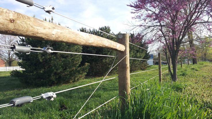 Best 25 High Tensile Fence Ideas On Pinterest Pasture
