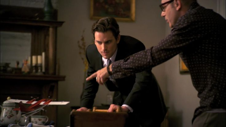 "3.1 ""On Guard"" - White Collar SEASON 3 ll KISSTHEMGOODBYE NET ll HD-SCREENCAPS TUMBLR 28129 0483 - White Collar"