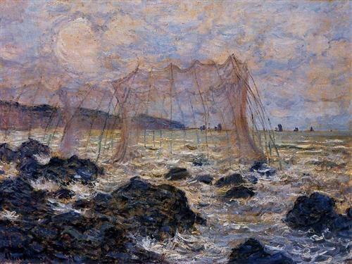 The Nets - Claude Monet