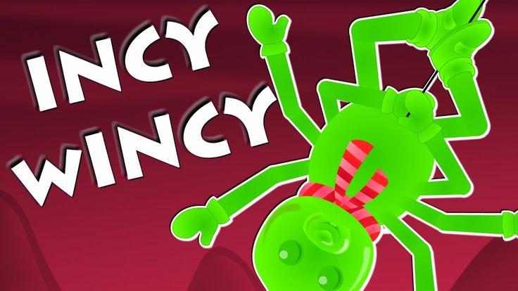 Jelly Bears   Incy Wincy Spider   Nursery Rhymes   Kids Songs