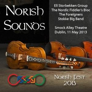 NORISH SOUNDS - Smock Alley Theatre, Dublin 11 May 2013