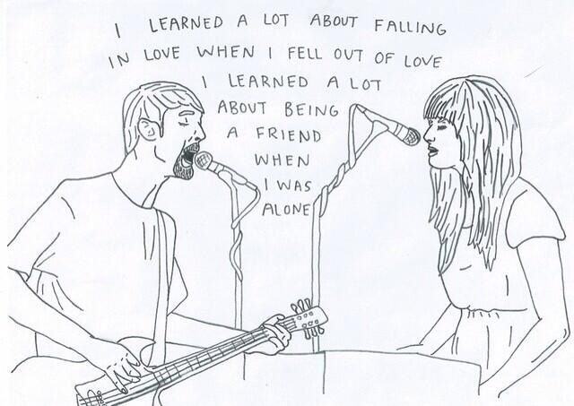 Never saw it coming // tigers jaw