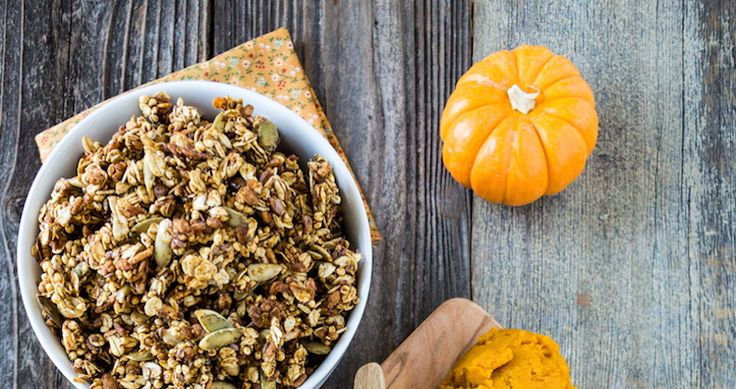 Breakfast just got a little sweeter with this tasty granola recipe!