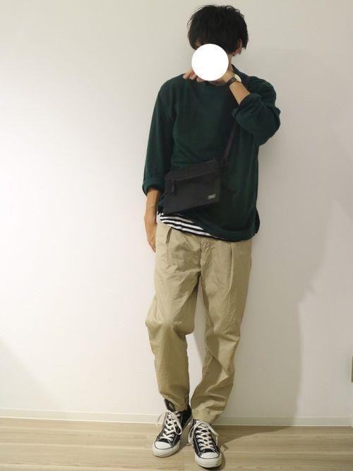 ワタル FREAK'S STOREのTシャツ/カットソーを使ったコーディネート - WEAR