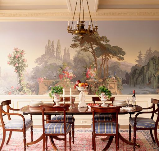 Victorian Traditional Dining Rooms: 17 Best Images About Interior