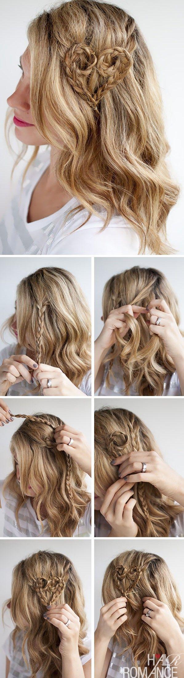 promhairstylesstepbystepprom  hair inspiration