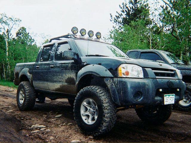 lifted nissan frontier 4x4   2015 Nissan Frontier   Pinterest ...