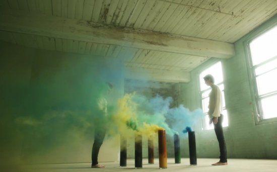 Новое музыкальное видео проекта «Alcest» на песню «Opale»
