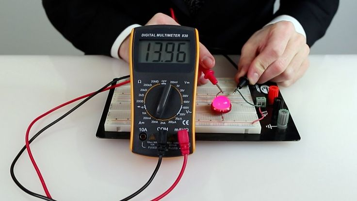 Collin 39 s lab multimeters fix it or maintain it for Diy electronic gadgets