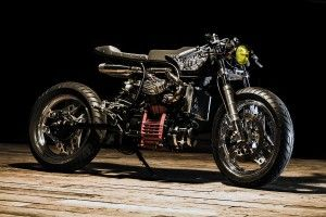 Ed Turner Remodels the CX500
