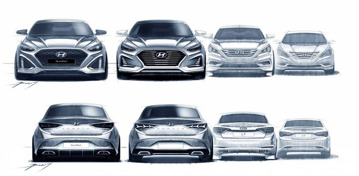 New-look Hyundai Sonata teased
