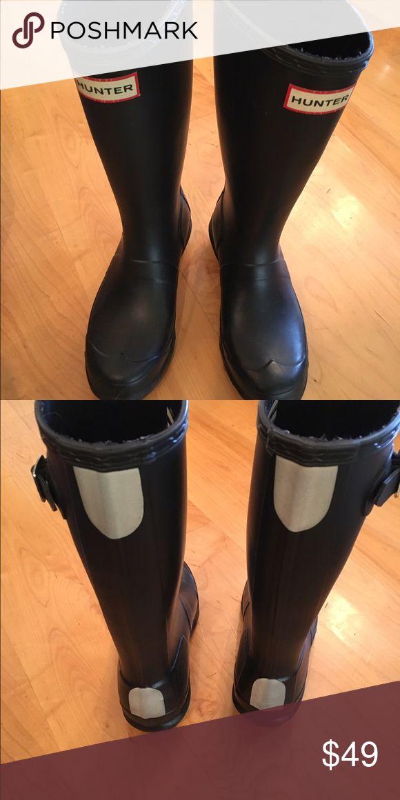 Girls Hunter Boots Children's Hunter Boots, matte Hunter Shoes Winter & Rain Boots