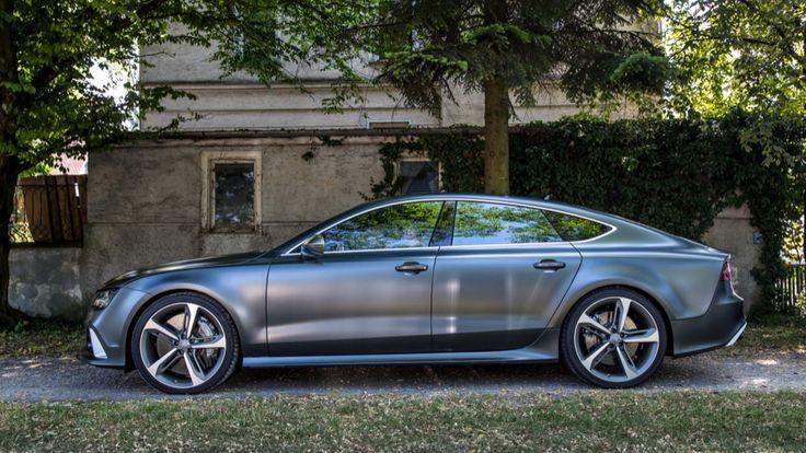 2014 Audi RS7... Beautiful machine.
