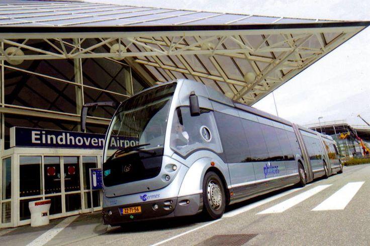 Phileas Airport Shuttle Busz A R 233 Gi Eindhoveni Rep 252 Lőt 233 R
