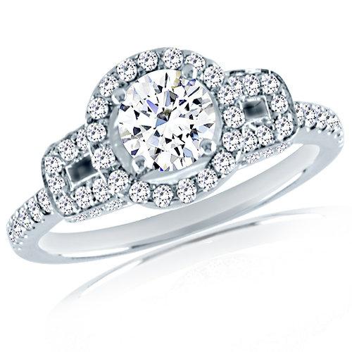 diamond engagement ring available at houston jewelry - Wedding Rings Houston