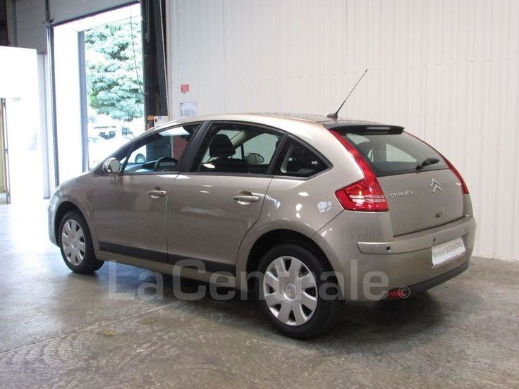 Annonce CITROEN C4 1.6 HDI 92 COLLECTION occasion - AUTO DAUPHINE RENAULT GRENOBLE ECHIROLLES