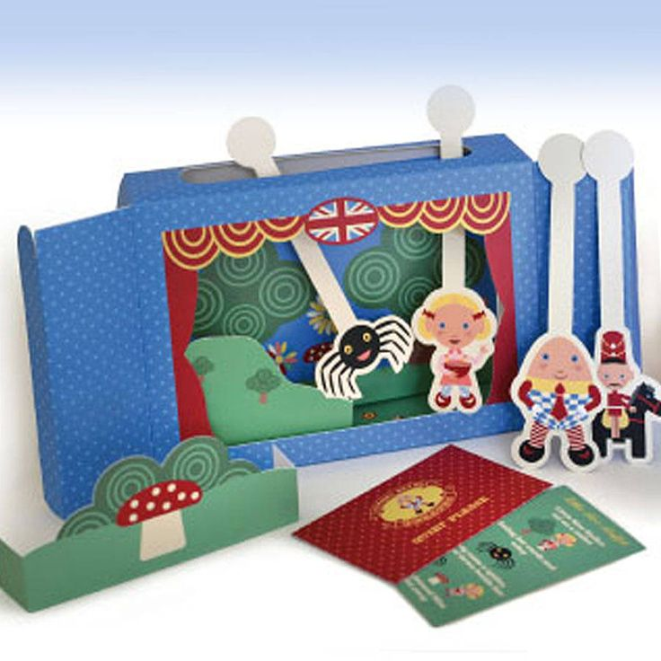 nursery rhyme theatre by clockwork soldier | notonthehighstreet.com too bad this isn't available anymore