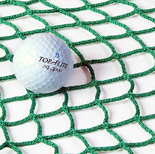 Replacement 10ft X 10ft Golf Impact Panel (Green) – Super Strong Panels Guaranteed to Protect Your Golf Practice Cage Net