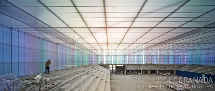 Sports Pavilion in Garrucha (Almería) Spain | ELAP architects.