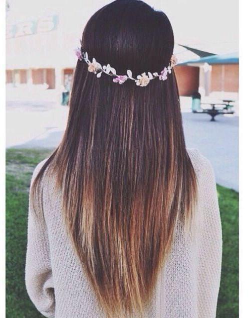 27 Cute Straight Hairstyles New Season Hair Styles Long