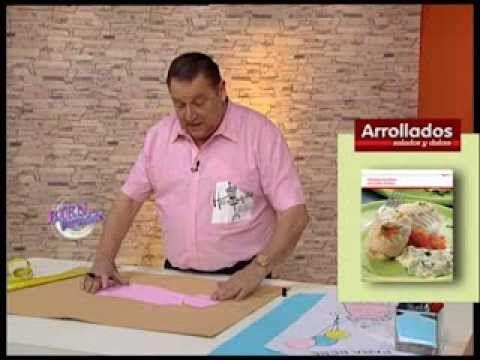 Hermenegildo Zampar - Bienvenidas TV - Explica el cuerpo de vestido para...
