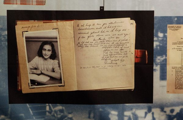 Famous refugees:  Anne Frank and her family moved to Amsterdam in 1933 after the Nazis gained power in Germany.  The family applied for a visa into the US but it was denied.  They went into hiding but were eventually found and sent to concentration camps, where Anne and most of her relatives died.