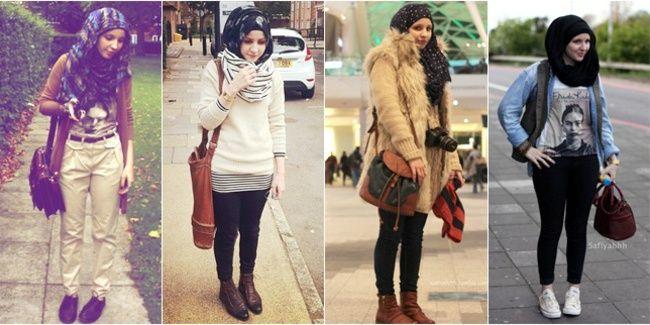 Trend Busana Muslim Untuk Remaja