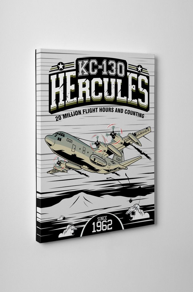 KC-130 CANVAS