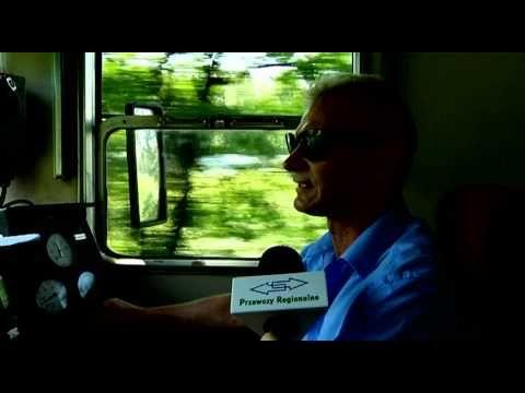 W naszym kolejnym filmie pan Piotr Bugajski, maszynista Przewozów Regionalnych opowiada o swojej pracy - o tym co go skłoniło do wyboru takiej drogi życiowej oraz o satysfakcji, którą mu ta praca daje.