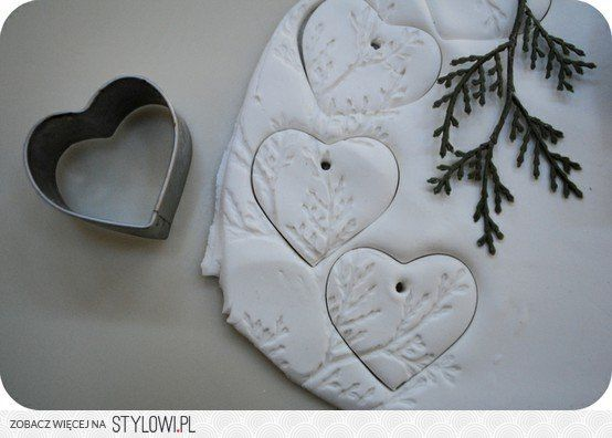 polymer / clay ornaments na Stylowi.pl