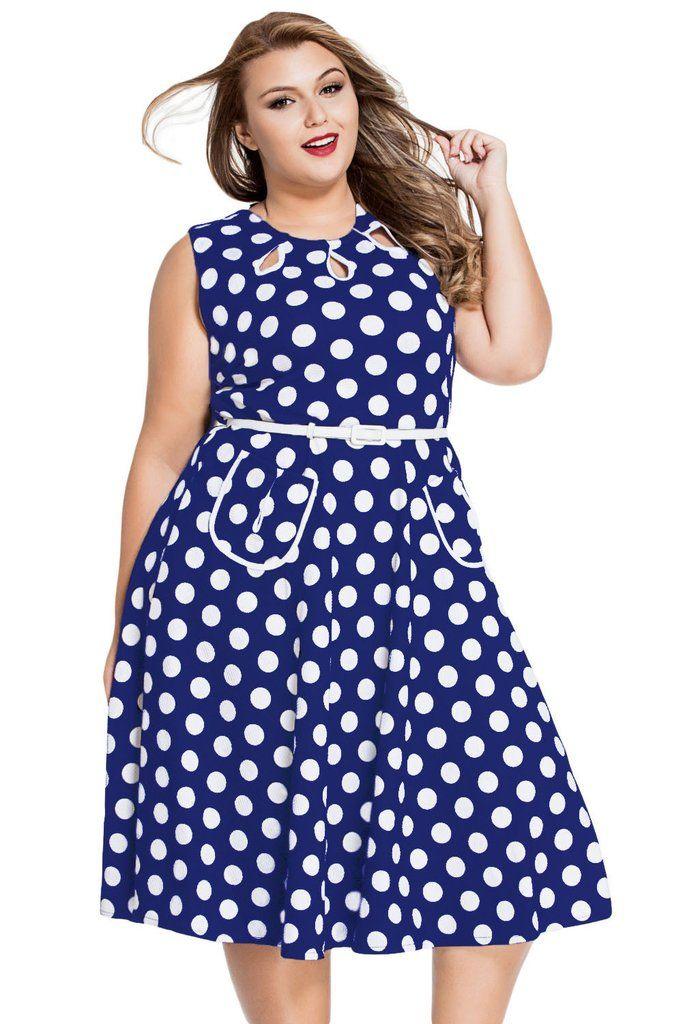 52 mejores imágenes de Plus Size Dresses en Pinterest | Vestidos de ...