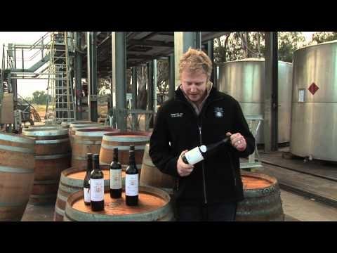 Adam Wadewitz talks about Best's Old Clone Pinot Noir www.bestswines.com.au