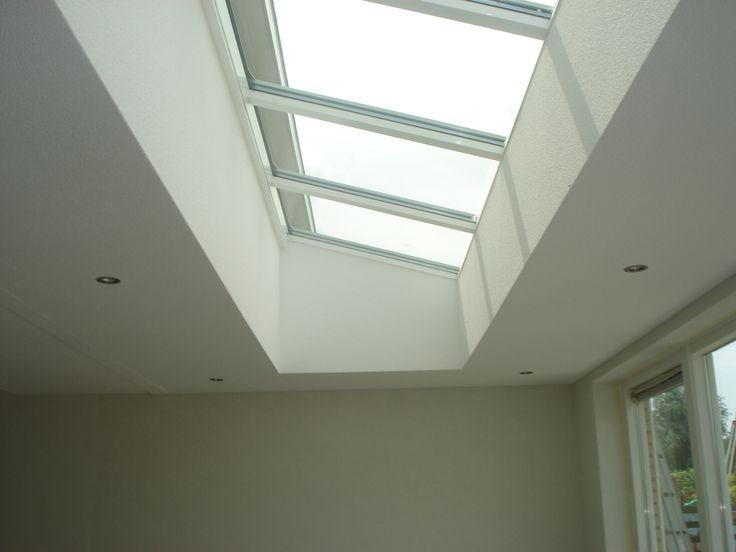 78 beste afbeeldingen over uitbouw serre op pinterest bi vouwdeuren vouwdeuren en ramen - Glazen dak dak glijdende ...