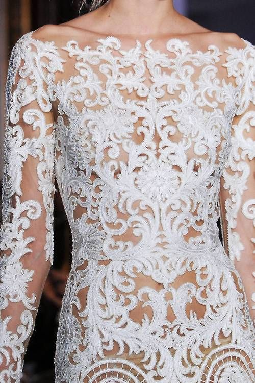 Zuhair Murad S/S 2013 Couture