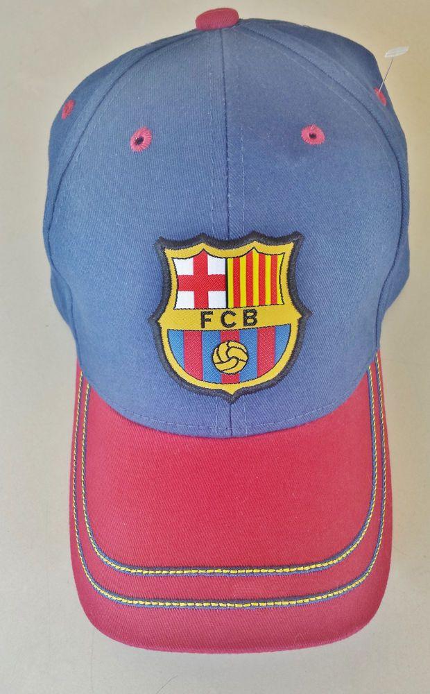 4bb05b13725 Save 24 Off FC Barcelona Soccer Rhinox Adjustable Hat Cap RedBlue Rhinox  FCBarcelona .