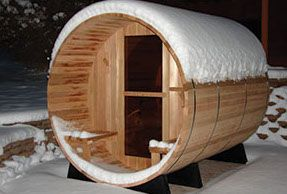 Health benefits of traditional saunas