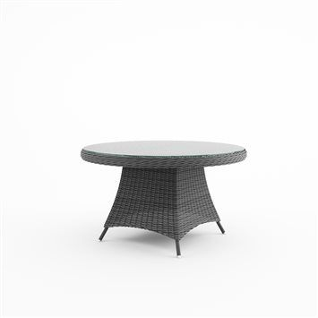 oltre umely ratan stol Rondo 130 cm gray 1280x1280   2