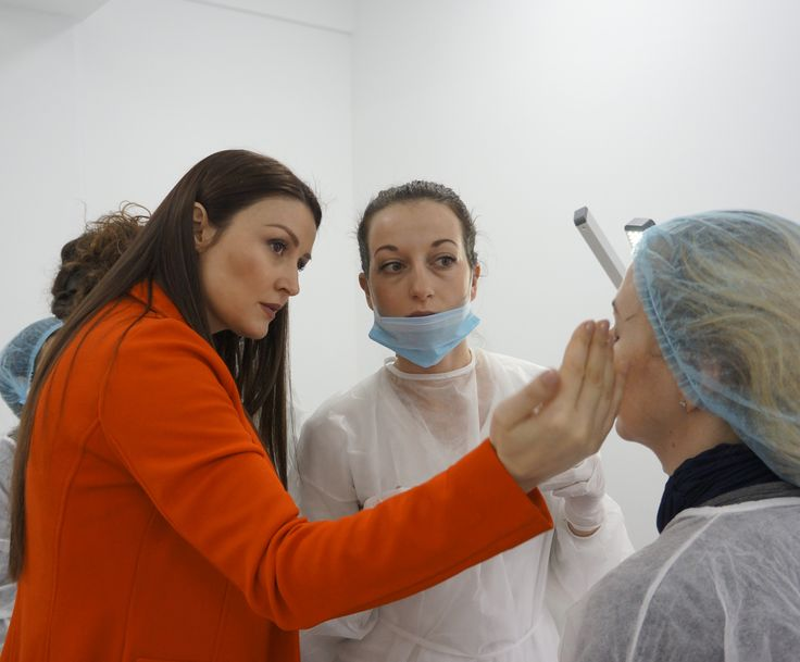 The Dermopigmentation course offered by Start Academy is the most COMPLEX course of MICROPIGMENTATION and MICROBLADING that provides you with all the theoretical and practical knowledge that you need to become the perfect specialist. START your career in #Beauty at Sart Academy. Prove to yourself that you can do it ! ------------------- https\://www.cursuri-estetica.ro #anamariamargineanu #startacademy #cursuri #training #cursuriestetica