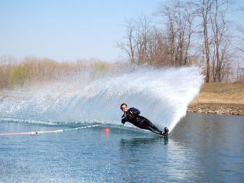 Liquid Park water ski