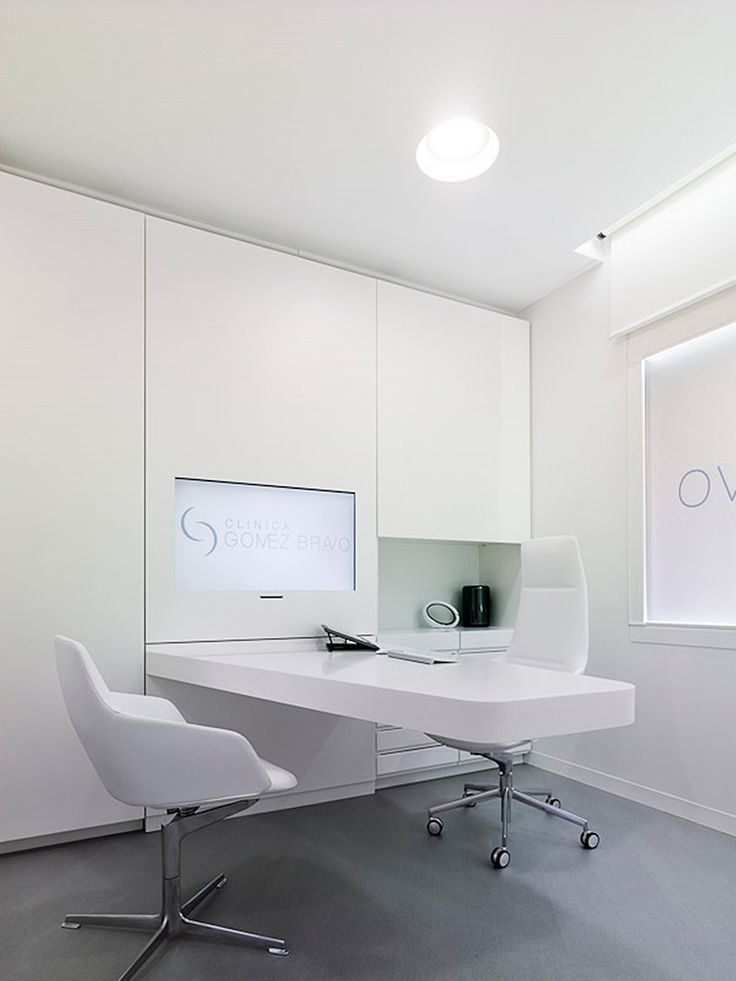Clinica gomez bravo por ivan cotado dise o de interiores for Diseno de interiores 3d 7 0