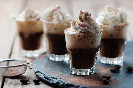 La recette de la Coupe Chocolat-Café