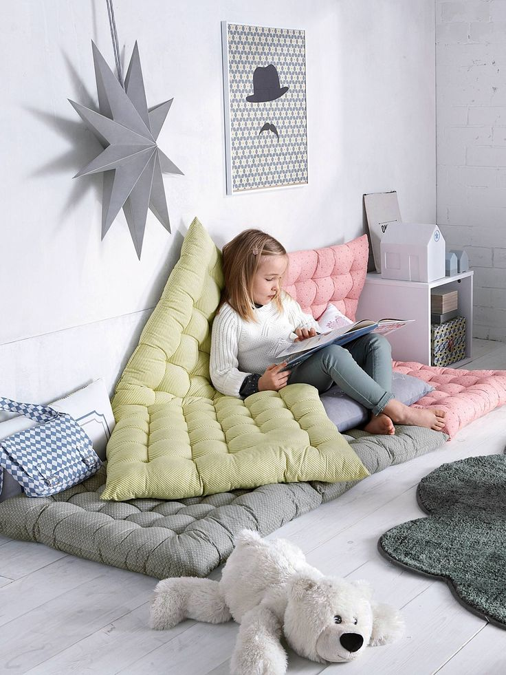 Matelas de sol imprimé, Chambre et linge de lit