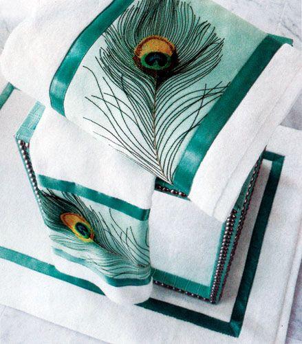 for Peacock bathroom ideas